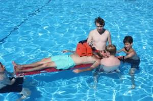 Pool-Lifesaving