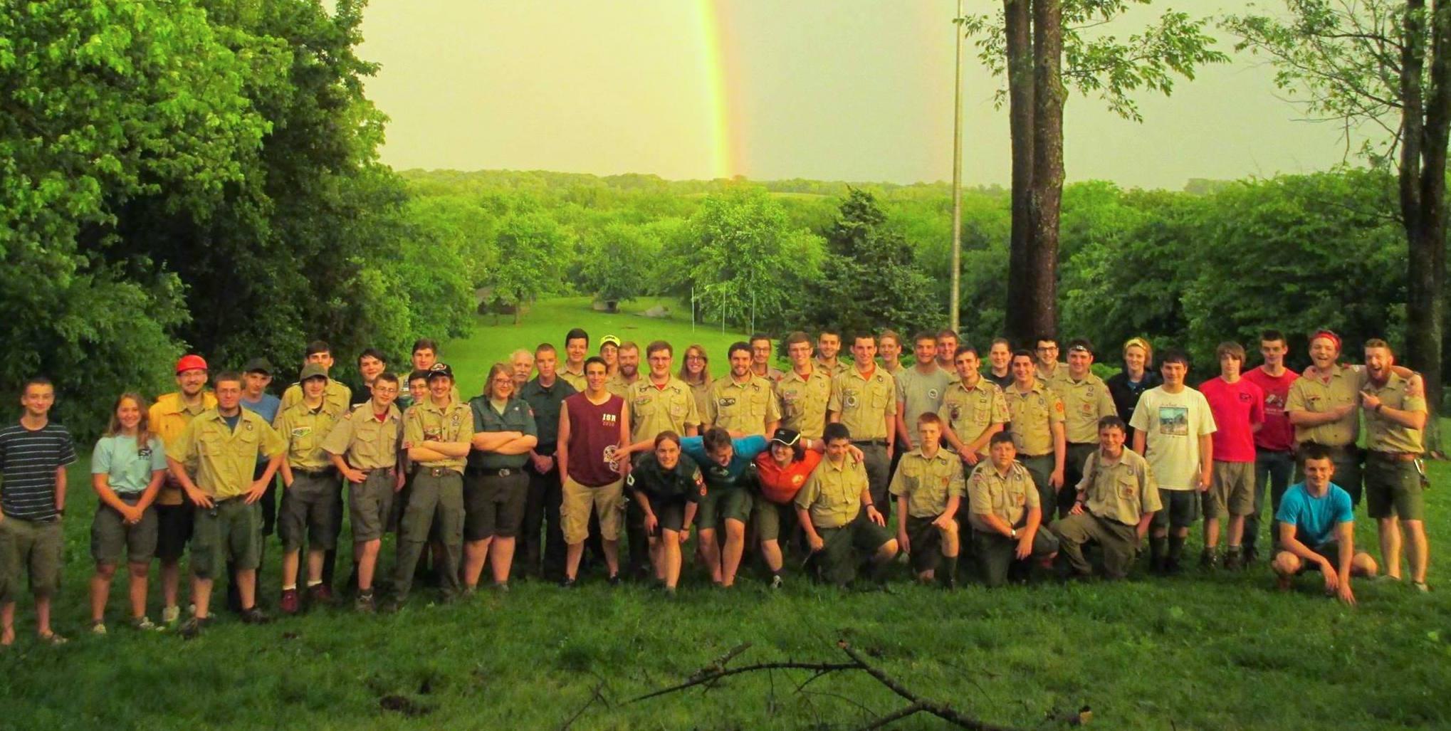 Camp Staff 2020