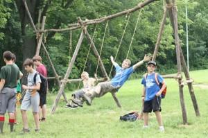 Scoutcraft Swings